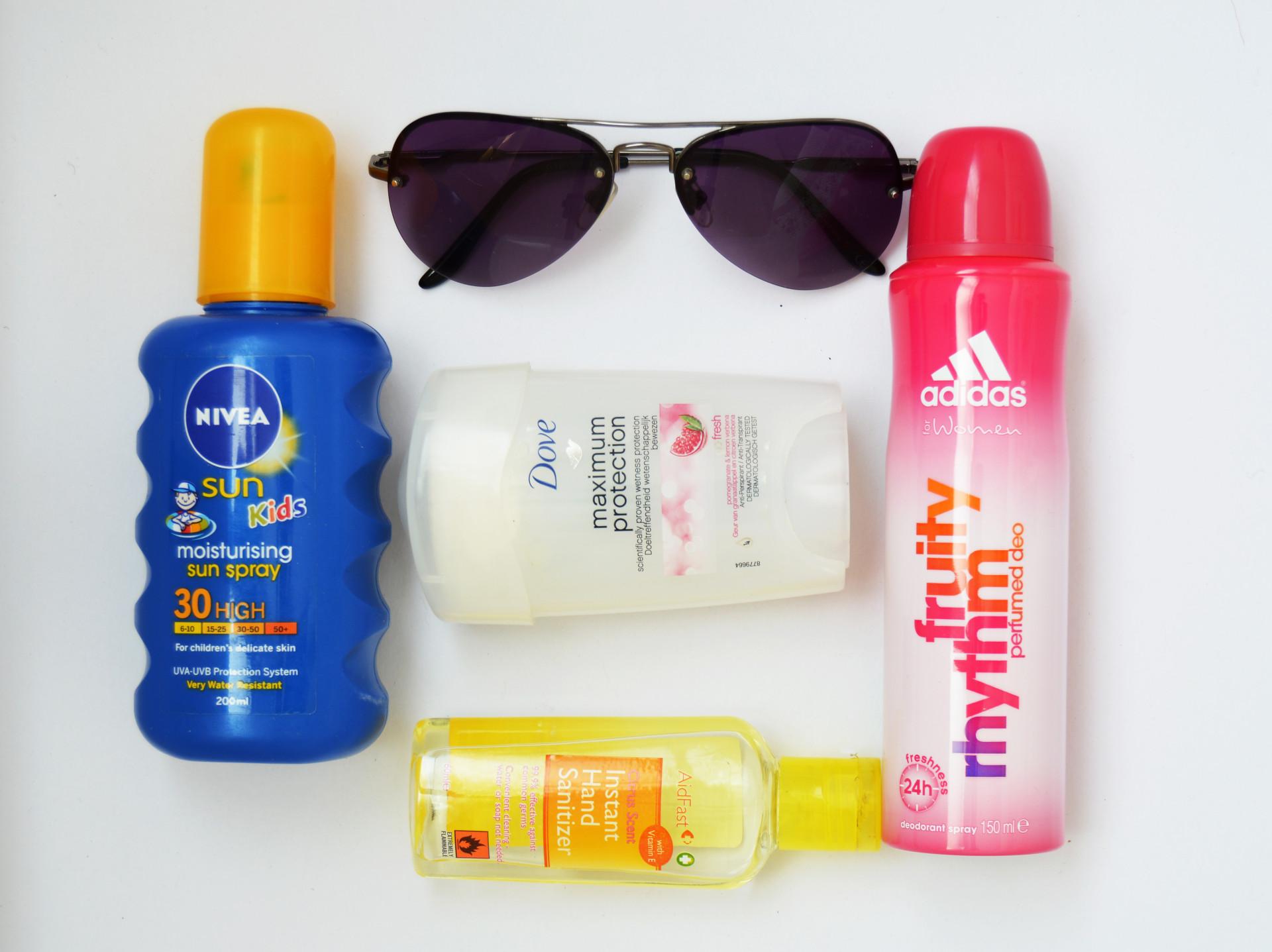 Non Beauty Summer Essentials everyone needs